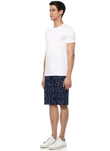 Givenchy Şort Mavi